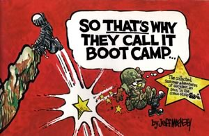 So That's Why They Call it Boot Camp